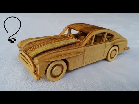 1957 Jensen 541 Scroll Saw Project // Classic & Collector Car