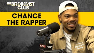 """Chance The Rapper Talks New """"Owbum"""", Love For His Wife, Thoughts On NFL + More"""