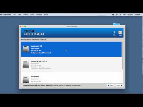 How to Recover Data from Bad iMac Hard Drive