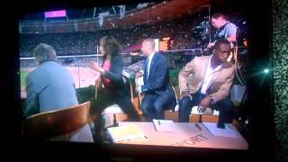 Best Reaction To 100m Final