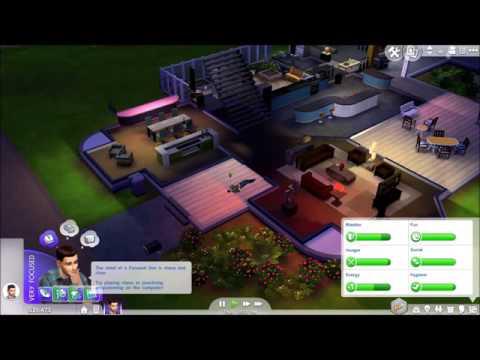 Sims 4 Alien Abduction & alien pregnancy