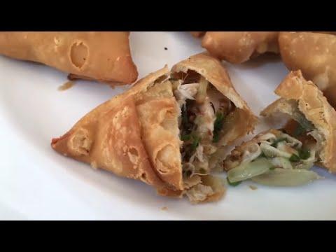 Chicken Samosa (how to make chicken samosa) Ramadan Recipes