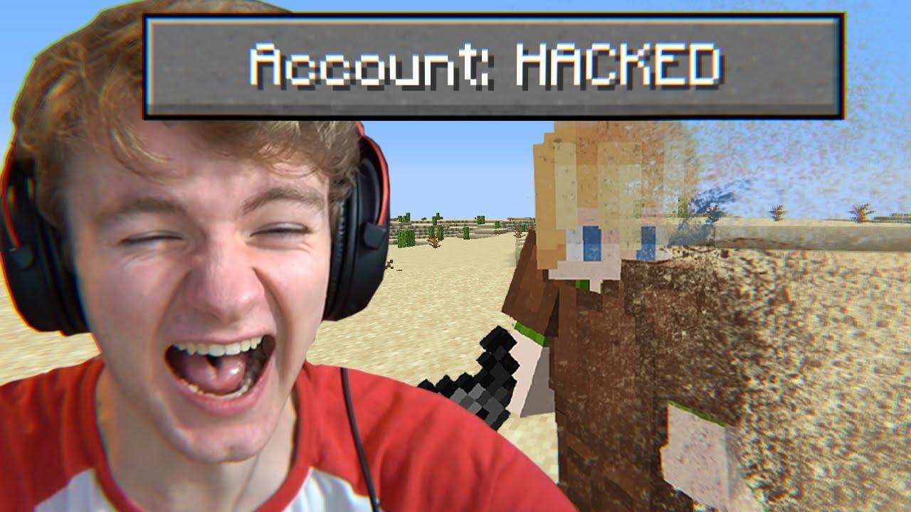 I Hacked Tubbo's Minecraft Account...
