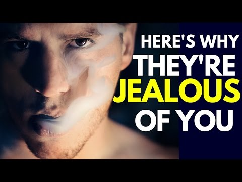 Here's Why People Are Jealous of YOU