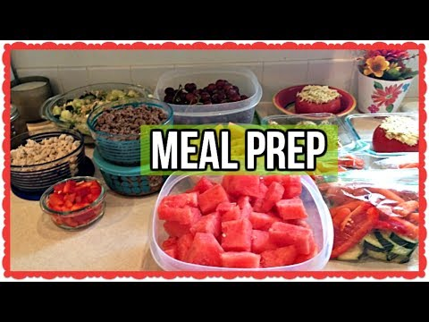 Weight Watchers | Healthy Meal Prep #44 | 06.04.17