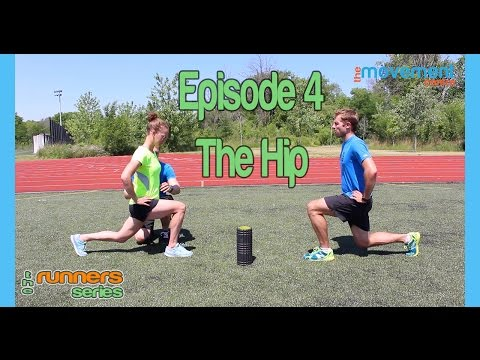 The Hip | Fix and Treat  Hip Pain and Running | Episode 4 | The Runners Series | The Movement Centre