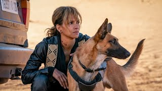 Halle Berry Training with The Dogs for John Wick: Chapter 3 - Parabellum