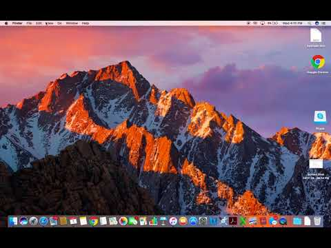How to create new folder and delete folder macbook air