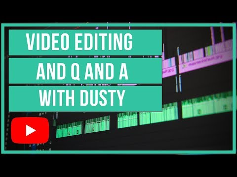 Video Editing And Q and A - Chatting and Answering Your Questions 🚀
