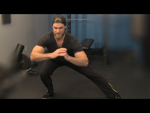 Lower Body Warm-Up & Mobility Routine - Buff Dudes