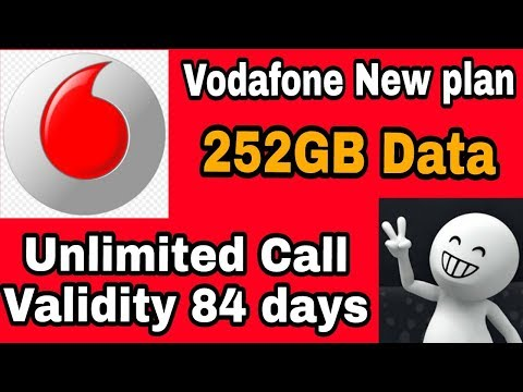[Jio affect]Vodafone new offer daily 3gb data unlimited call 84 days