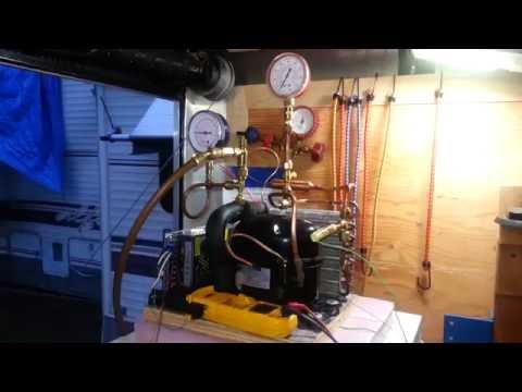 R290 Freezer- Temp Logging, Observations