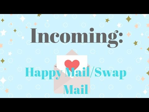 Happy Mail From Candy