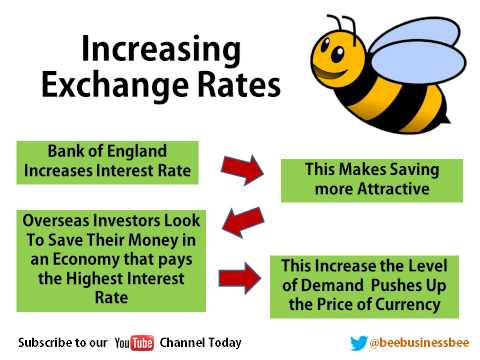 Bee Business Bee Exchange Rates Presentation