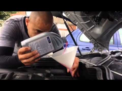Mercedes gearbox oil change (5 speed auto)