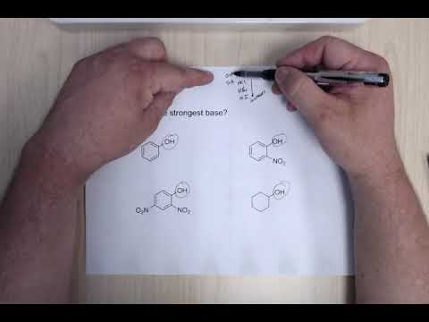 ACS Organic Chemistry Review - Acids and Bases