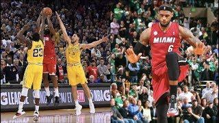 "NBA ""Crowd Silencers"" COMPILATION"