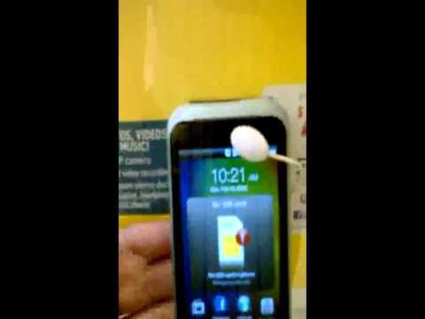 HTC Sense Lock Screen