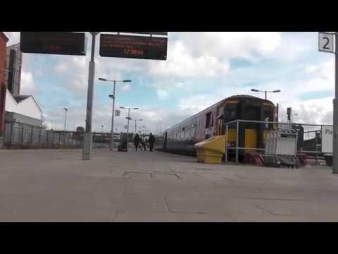 Lincolnshire Day Ranger -  Part 5 -  Nottingham to Skegness Railway Station