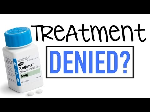 TREATMENT REJECTION FROM INSURANCE COMPANY!
