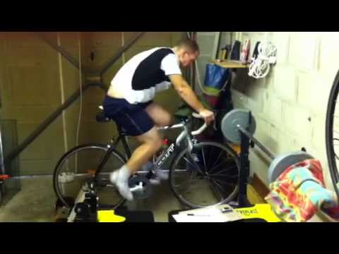 Bike Power and Heart Rate Test