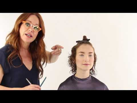 How-To: Curly Cut for Fine Hair