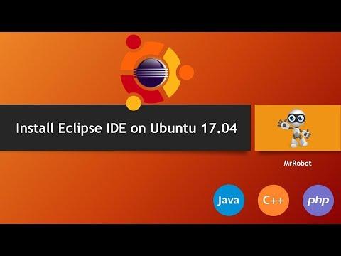 Install Latest Version of Eclipse IDE on Ubuntu 17.04