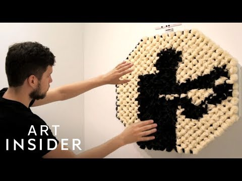 Fuzzy Mirror Matches Your Movements