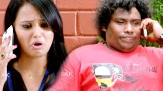 Download Aarushi Calls Yogi Babu For Help - Latest Tamil Comedy Scenes - Tamilpeak Video
