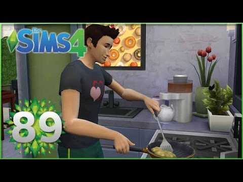 Sims 4: Busy Family Day! - Episode #89