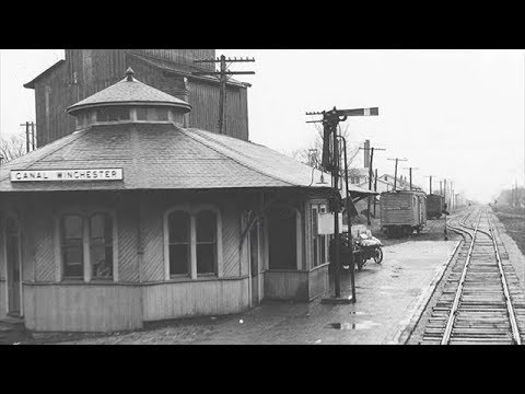 Columbus Neighborhoods: Driving with Darbee - Canal Winchester Railroad Depot