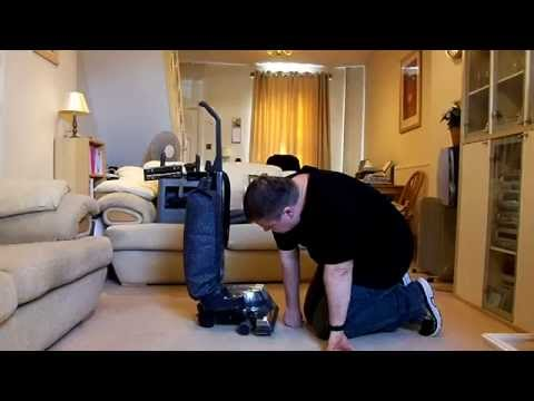 Kirby G4 (1995) (UK) Vintage Vacuum Cleaner - Review and quick demo