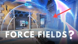 Could You Stop A Bullet With A Force Field?   Half-Life/Mass Effect/Overwatch EXPLAINED!