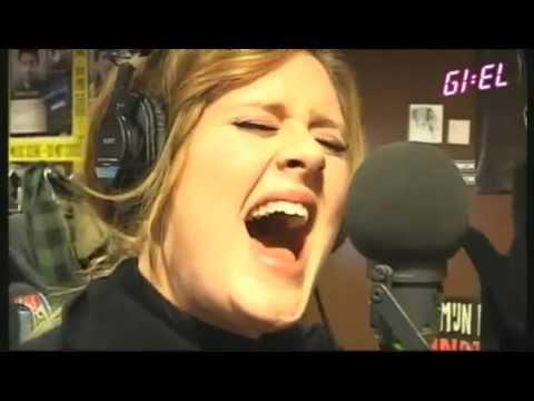 Адель!!! Adele - Rolling in the deep!!!