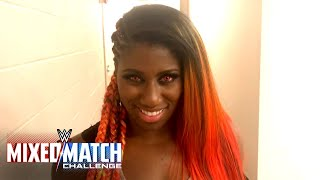 Ember Moon reacts to being named Braun Strowman