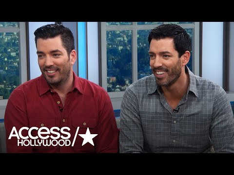 'Property Brothers' Drew & Jonathan Scott Were Both Asked To Be On 'DWTS' | Access Hollywood