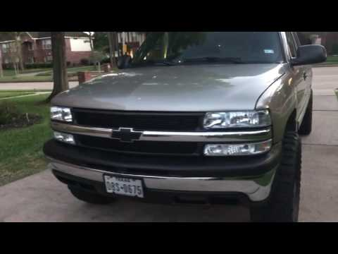 How To Change Fuel Filter on 99-03 Silverado 1500