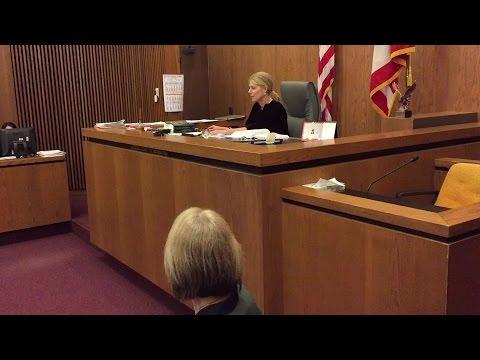 Judge addresses hit-skip suspect Derrick Platzar in court