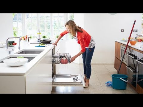 Here's how to load your dishwasher the right way