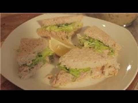 Fun Meals for Kids : How to Make Tuna Salad for Kids