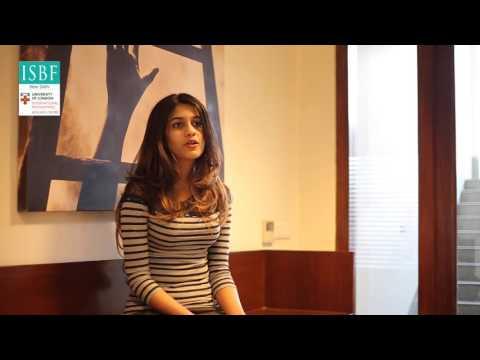 Student Life @ ISBF - Amrita Thampi, ISBF Undergraduate Class of 2016