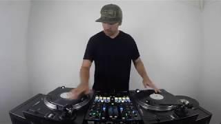 JFB - All Vinyl Drum\u0026Bass Mix