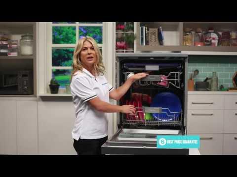 Midea WQP12-J7209N-AU Dishwasher Overview - Appliances Online