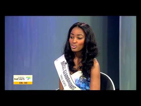 Macufe Miss Glamorous Free State beauty pageant