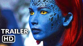 X-MEN DARK PHOENIX Official Trailer (2019) Jennifer Lawrence, Jessica Chastain Movie HD