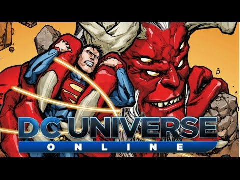 DC Universe Online episode 4 - OMG ITS TRIGON!!!!