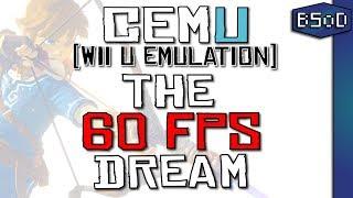 Cemu 1 12 2 | Crazy 60FPS Fix! | Donkey Kong Tropical Freeze