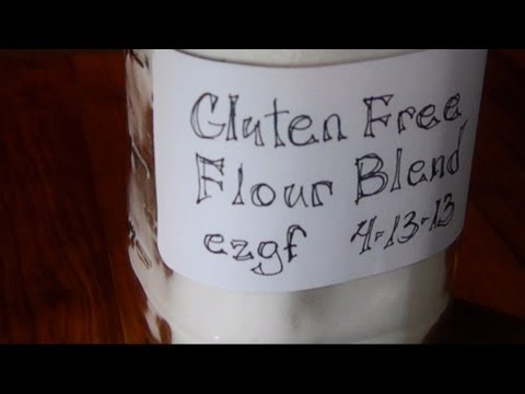 Gluten Free Bisquick Copycat & Gluten Free Flour Blend
