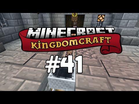 Minecraft Vanilla - Kingdomcraft - 41 - Minecart Dispensing [Minecraft SMP]
