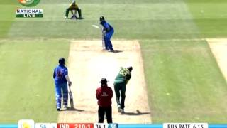 ICC Champions Trophy: India beat South Africa